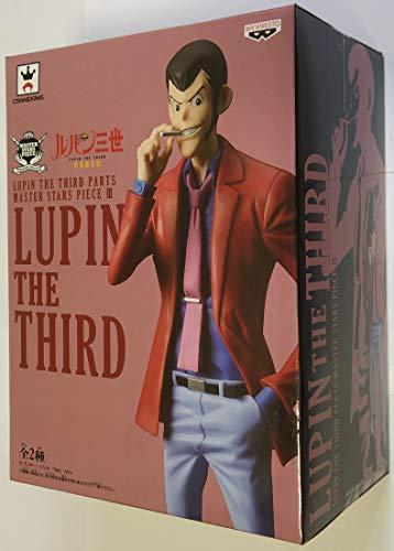 Banpresto- Lupin The Third Part 5 Statue, Personaggio, Multicolore, 31308