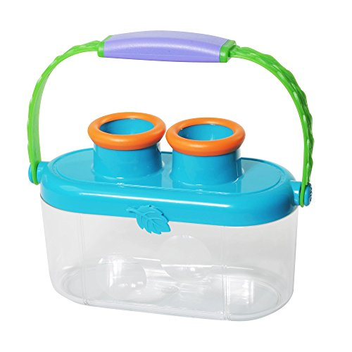 Educational Insights GeoSafari Jr. Bugnoculars: Kids Outdoor Toys, Bug Container To Catch & Observe, Outdoor Play For Ages 3+