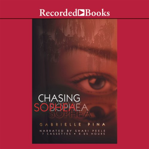 Chasing Sophea audiobook cover art