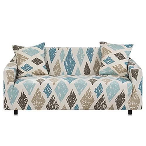 HMGANG Sofá estirado elástico Sofa Sofa Caja de sofá Todo Incluido para la Sala de Estar Cubierta de sofá 1/2/3/4 plazas (Color : 29, Specification : 2 Seater 145 185cm)