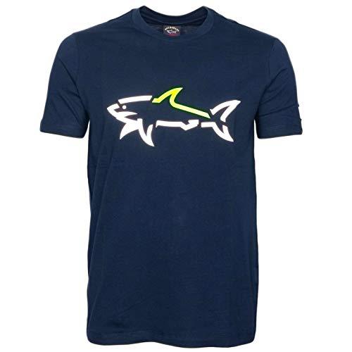T-shirt con logo - XL