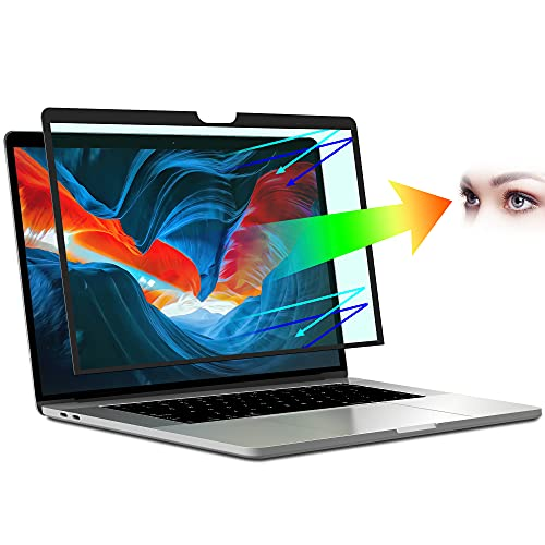 for New 2020 Macbook Pro 13 Anti Glare & Anti Blue Screen Protector (Model: M1 A2338 A2289 A2251 A2159 A1989 A1706 A1708),for Apple MacBook Pro 13 Inch Screen Protector Touch Bar (2020-2016)