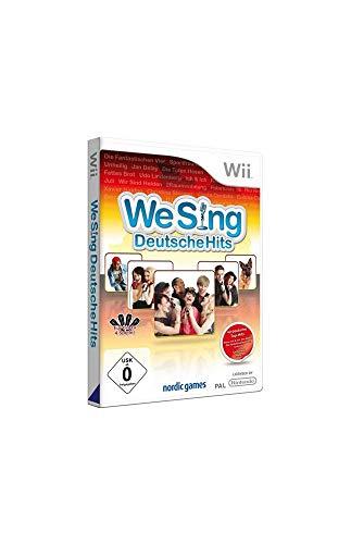 We Sing Deutsche Hits Wii