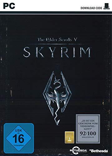 The Elder Scrolls V: Skyrim - Standard-Edition [Code in a Box] [PC]