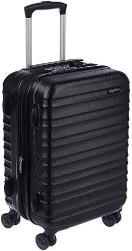 AmazonBasics Hardside Spinner Luggage - 20-Inch