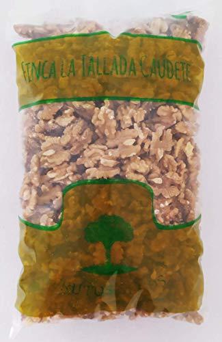 Nueces peladas de Caudete.España. Bolsa sellada. 1 kilo