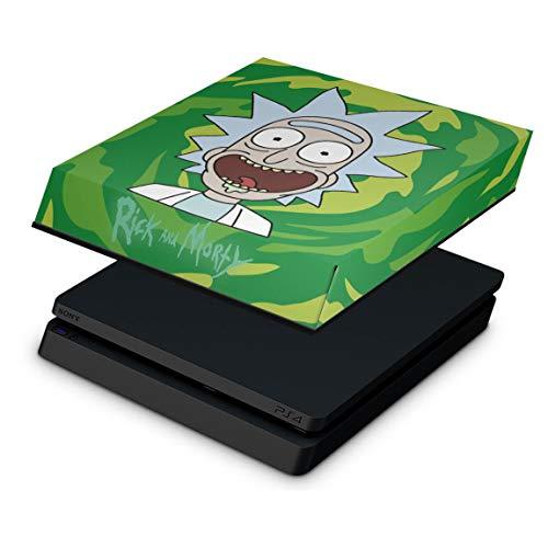 Capa Anti Poeira para PS4 Slim - Rick Rick and Morty