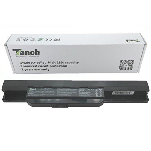 Tanch Batería del Ordenador portátil A32-K53 A31-K53 A41-K53 A42-K53 K53L893 K53 para ASUS A53S K53 K53E X54C X53S X53 K53S X53E A53SD-SX208V 10.8V 6Cell