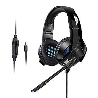 Sennheiser PC 360 - Auriculares de Diadema Cerrados (con micrófono), Negro (B003DA4D2U) | Amazon price tracker / tracking, Amazon price history charts, Amazon price watches, Amazon price drop alerts