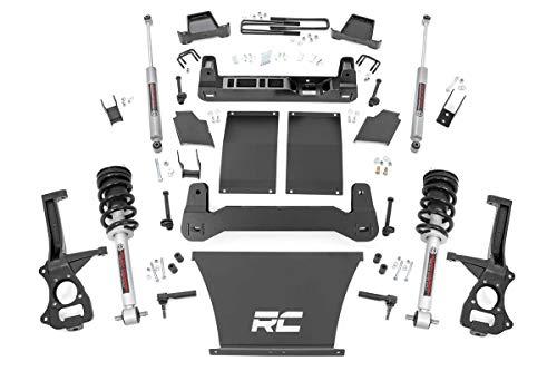 silverado 6 lift kit - 5