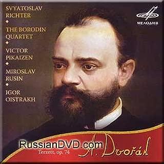Dvorak - Quintet, Op. 81, Terzett, Op. 74 - Richter, Borodin Quartet, Pikaizen, Rusin, I. Oistrakh