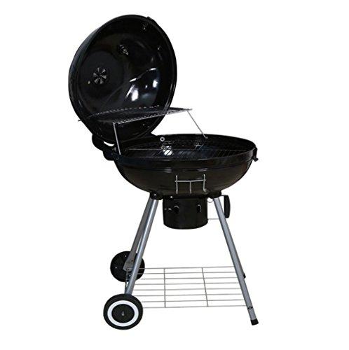 41W55ao3c3L. SL500  - Lhl BBQ Grill, Outdoor Grill, Holzkohlegrill, tragbarer Klappgrill, 65cm * 61cm * 93cm