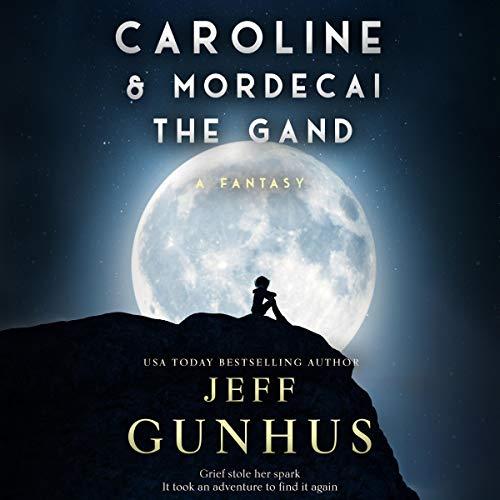 Couverture de Caroline and Mordecai the Gand