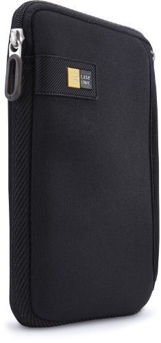 Case-Logic TNEO-108 Custodia con Tasca per iPad Mini o Tablet da 7', Nero [Italia]