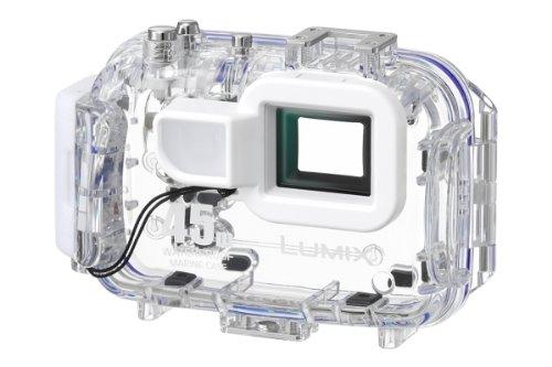 Panasonic LUMIX DMW-MCFT5E Kamera Unterwassergehäuse (geeignet für DMC-FT5)