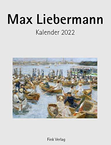 Max Liebermann 2022: Kunst-Einsteckkalender