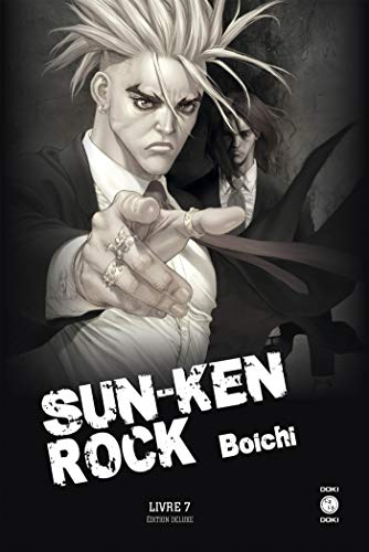 Sun-Ken Rock Edition deluxe Tome 7
