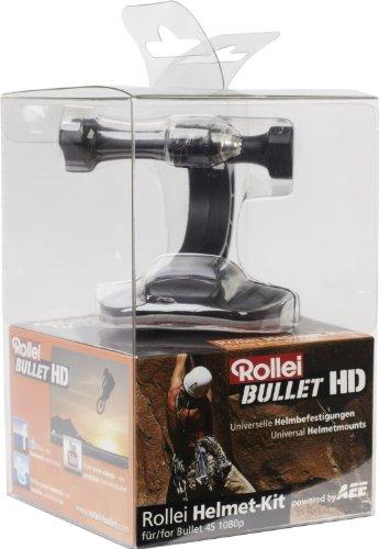 Rollei Helmet Kit für Rollei Actioncams 3S / 4S / 5S / 5S WiFi / S-50 / 6S / 7S