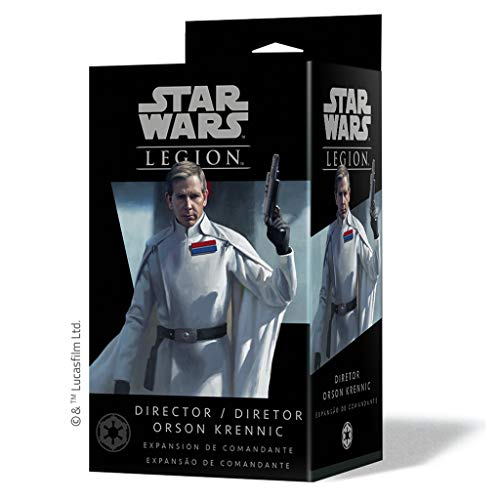Fantasy Flight Games Star Wars Legion Director Orson Krennic (Asmodee SWL33ES) , color/modelo surtido