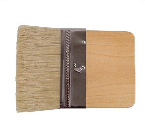Rugoplast - Paletta speciale con manico in legno effetto terra