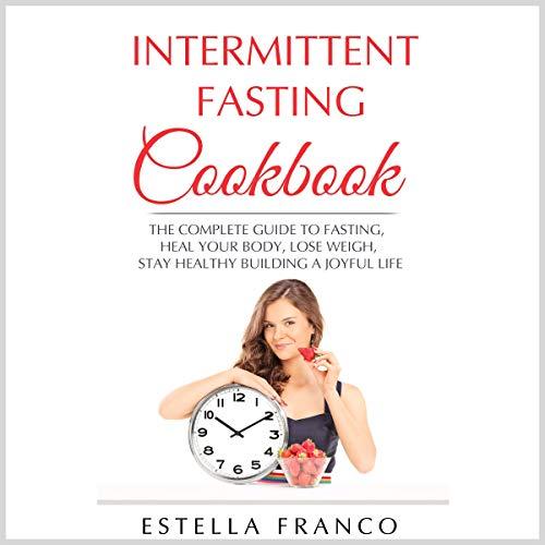 Intermittent Fasting Cookbook cover art