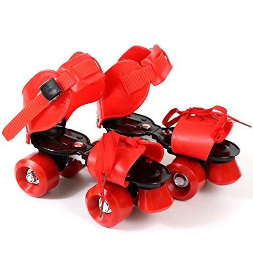 Fajwskjw Rollschuhe Kinder Mädchen Girlie, Roller-Skates