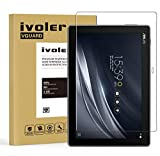 iVoler ASUS ZenPad 10 Z301MFL / ASUS ZenPad 10 Z301ML 10.1 Zoll Panzerglas Schutzfolie, 9H Härte, Anti- Kratzer, Bläschenfrei, 2.5D R&e Kante