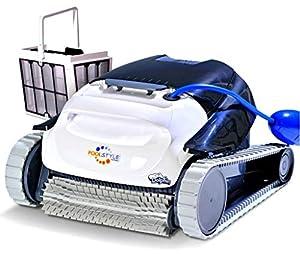 immagine di DOLPHIN Maytronics PoolStyle AG Plus Digital - Robot Elettrico Pulitore per Piscina Fino a 10 Mt - Fondo + PARETI - Esclusiva Italia