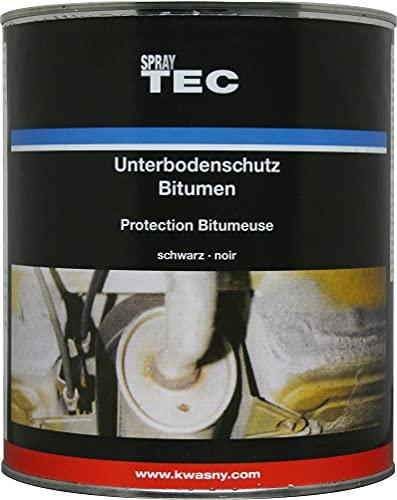 Kwasny 235 601 Auto-K Spray TEC UBS Bitumen Streichlack Schwarz 2,5kg