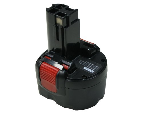 Hochleistungs Ni-MH Akku, 9,6V / 3000mAh für Bosch PSR960 GSR9.6 23609 32609 32609-RT GDR9.6-V PSR9.6-VE-2 PSR-960 GSR-9.6 32609RT GDR-9.6V PSR-9.6VE-2