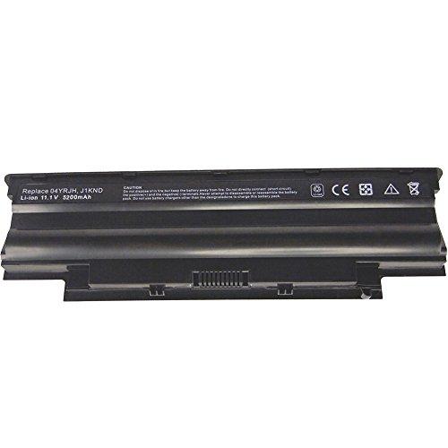 Bay Valley Parts Battery for Dell Inspiron 13R 14R 15R 17R N5010 N5110 N5030 M5030 N4010 N3010 N7110 J1KND 11.1V 5200mah