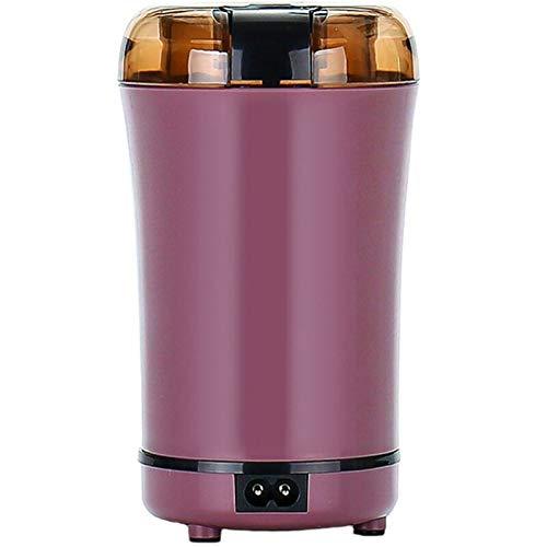 électrique moulin à café Mini cuisine sel poivre moulin puissant épices noix graines café grain mouture Machine Eu Plug