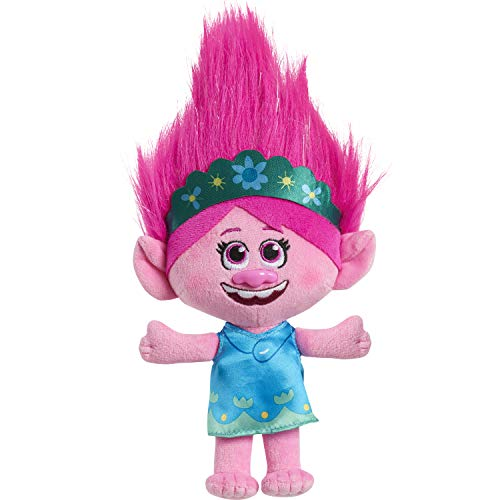 Trolls World Tour 8-Inch Small Plush Poppy