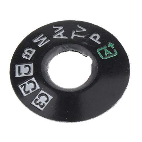 Almencla — Tampa de metal para placa de metal com botão de substituição/peça sobressalente para câmera digital Canon 5D4 5D Mark IV DSLR