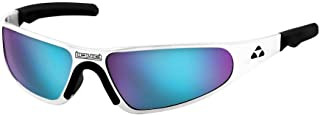 Liquid Gasket Sunglasses with Polarized Lens - White