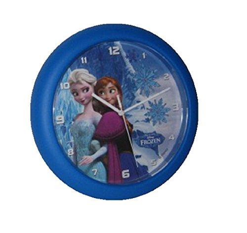 Horloge - Frozen - De ijskoningin - volledig onbevroren - Anna en ELSA