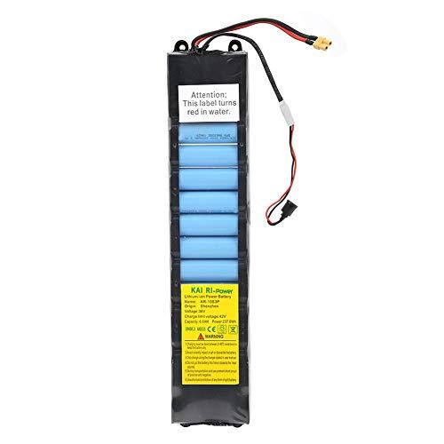 VGEBY Batería de Repuesto Recargable, 36V 6600mah M365 Scooter Battery Pack para Xiao mi M365 Electric Scooter