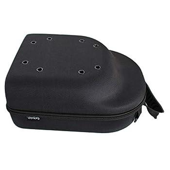 baobab Baseball Hat case Cap Carrier Case Holder for 6 Caps Hat Bag for Travel  Black