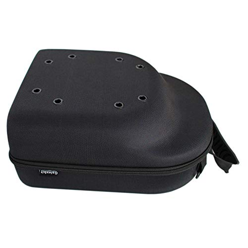 baobab Baseball Hat case Cap Carrier Case Holder for 6 Caps Hat Bag for Travel (Black)