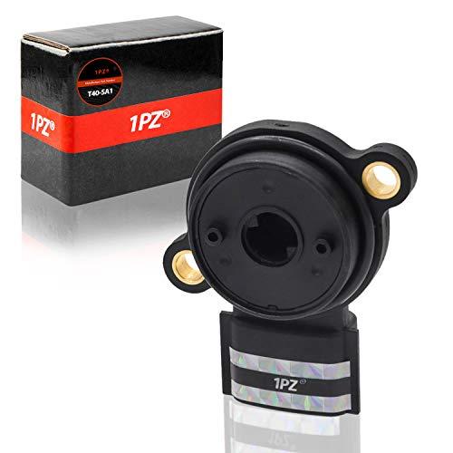 1PZ T40-SA1 Shift Angle Sensor Replacement for Honda Foreman Rubicon 500 TRX500FA TRX500FPA FourTrax TRX400FA Rancher 400 TRX400FGA 06380-HN2-305 2001-2014