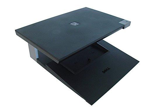Genuine DELL E-CRT CRT Monitor Stand and Laptop Notebook Dock with E-Port Port Replicator For Latitude E4200, E4300, E5400, E5500, E6400/6400 ATG, E6500 E-Family Laptops and Precision M2400, M4400 Mob