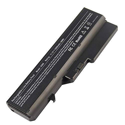 Hubei 11.1V 5200mAh L08S6Y21 Laptop Battery for Lenovo B470 B570 G460 G465 G470 G475 G560 G565 G570