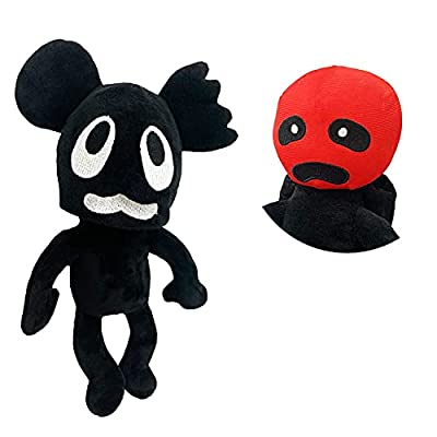 Cartoon Plush Toy, The Best Gift for Halloween and Christmas for Children and Friends by Yoe2CAea