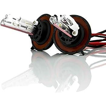 XENTEC H3 5000K HID Xenon Bulb x 1 pair OEM White
