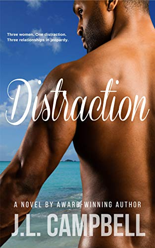 Book: Distraction by J. L. Campbell