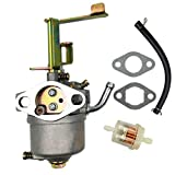 Aokus Carburetor Carb Compatible with Coleman Powersports 98cc 3HP CT100U Gas Mini Trail Bike Scooter