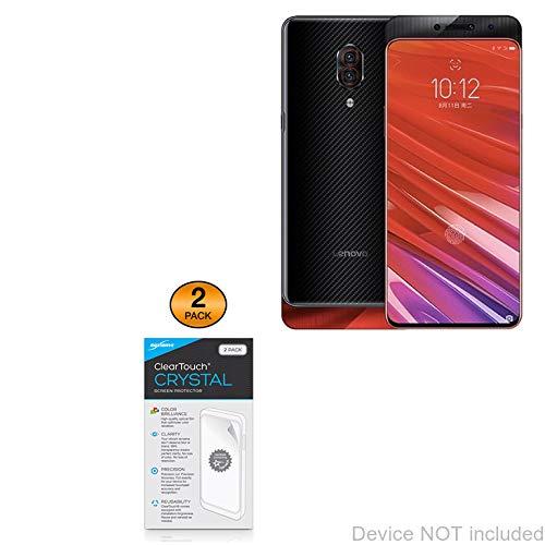 Película protetora de tela Lenovo Z5 Pro GT, BoxWave® [ClearTouch Crystal (pacote com 2)] HD – protege contra arranhões para Lenovo Z5 Pro GT