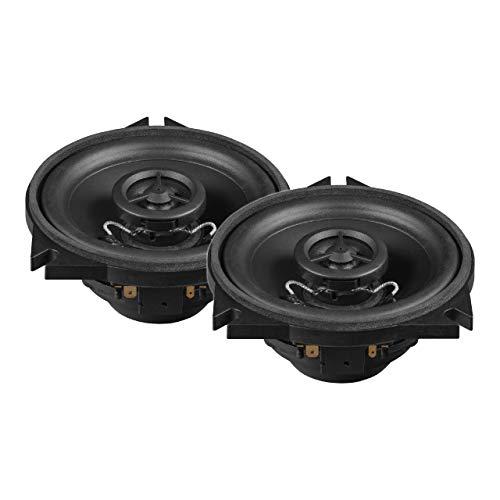 MATCH UP X4BMW-FRT.3-10 cm 2-Wege-Lautsprecher mit 120 Watt (RMS: 60 Watt) - für BMW/Mini