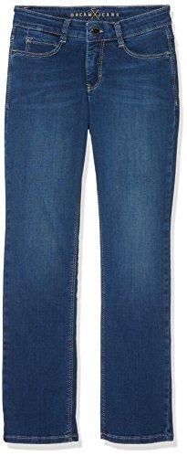 MAC Jeans Damen Dream Jeans, Blau, 44W / 32L