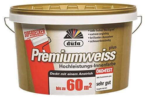 düfa Wandfarbe D 420 Schwarz 1l